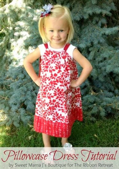 pillowcase dress pattern youtube pillowcase dress tutorial the ribbon retreat blog