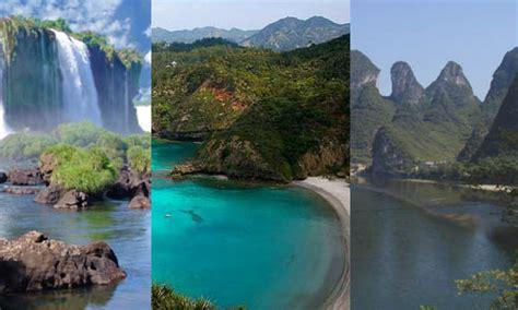 imagenes de bellezas naturales del mundo las 7 maravillas del mundo