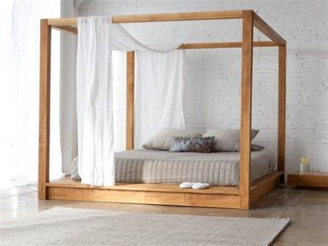 17 best ideas about four poster bed frame on pinterest 20 beautiful four poster bed designs