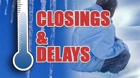 monday closings and cancellations coosa valley news