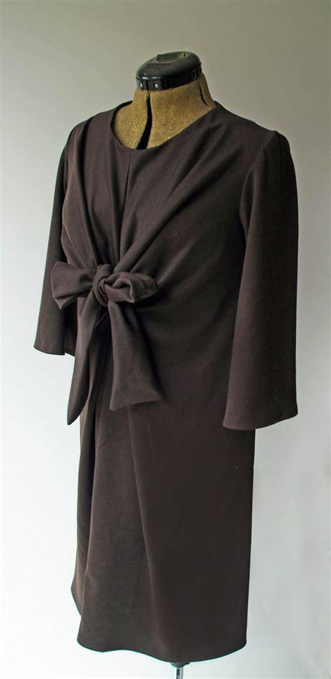 pattern magic knots pattern magic knot dress sewing projects burdastyle com