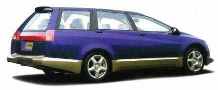 subaru exiga concept 1999 subaru fleet x related infomation specifications