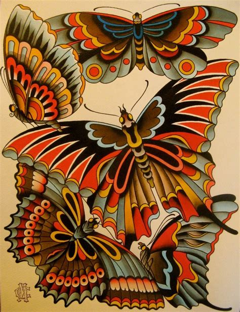 traditional butterfly www pixshark images
