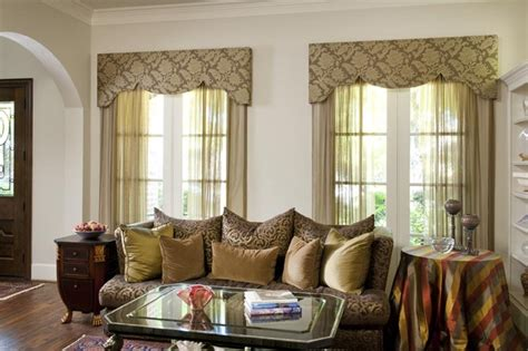 livingroom window treatments living room window treatment