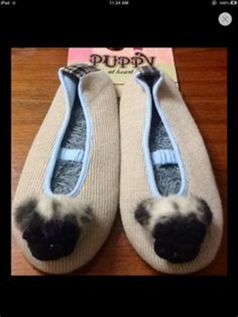 pug slippers for adults wear your on dachshund cat flats and black dogs