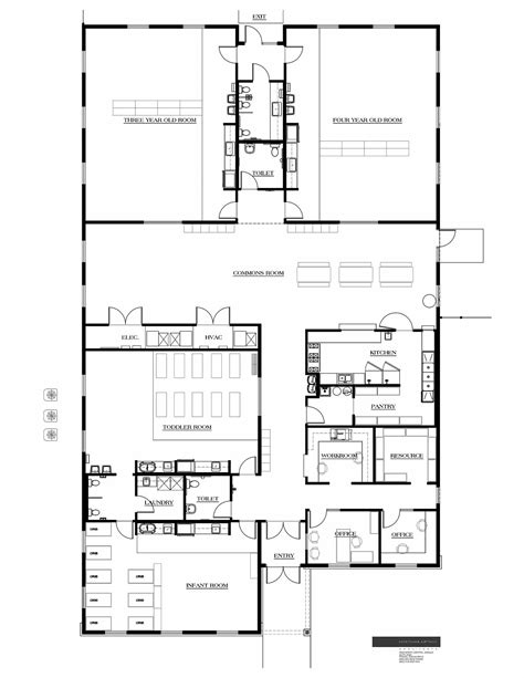 sle floor plan layout sle floor plans for daycare center 28 images vanguard modular building systems ready to roll