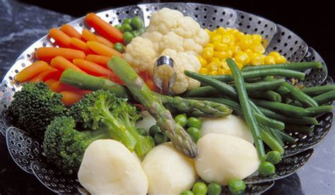 come cucinare le verdure al vapore come cuocere al vapore la cottura pi 249 salutare esalta