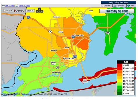 zip code map pensacola fl zip code map pensacola fl zip code map