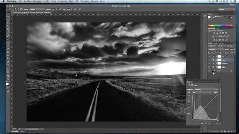 tutorial photoshop cs5 bianco e nero hd tutorial convertire foto in bianco e nero metodo
