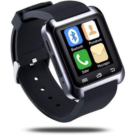 android smartwatch u8 bluetooth smartwatch for ios android rok7
