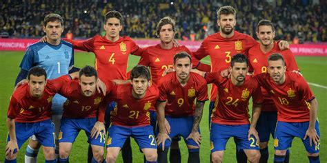 Calendrier D Espagne 2016 Les Horaires Des Matches De L Espagne