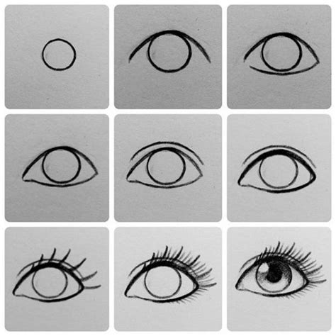 pattern up properly meaning how to draw an eye 40 amazing tutorials and exles
