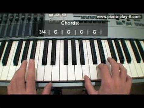 tutorial piano amazing grace amazing grace piano tutorial how to play amazing grace