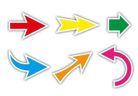 vector free free arrows vectors free vector stock