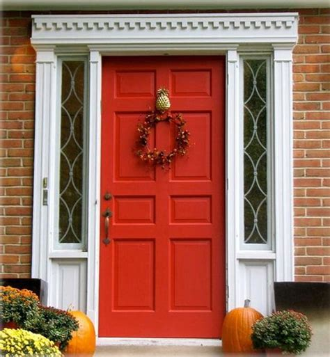 front door color ideas front door decoration with red colors 22 house exterior