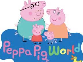you peppa pig peppa pig world package