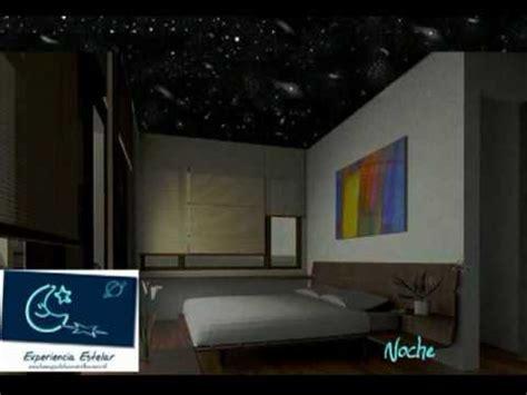 estrellas en el techo de tu habitacion simulador cosmico