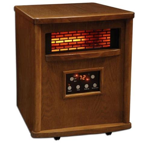 Cheap Heat Ls by 1500 Watt Lifesmart Infrared 4 Element Quartz Heater W