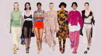 Summer 2017 Trends by Spring Amp Summer 2017 Fashion Trends To Know Now