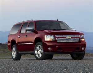 chevrolet suburban 2013 best size suv for families