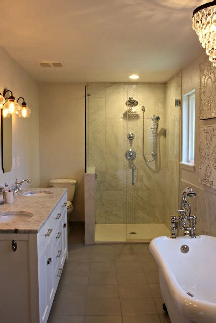 how long to remodel bathroom kindred style master bathroom reveal