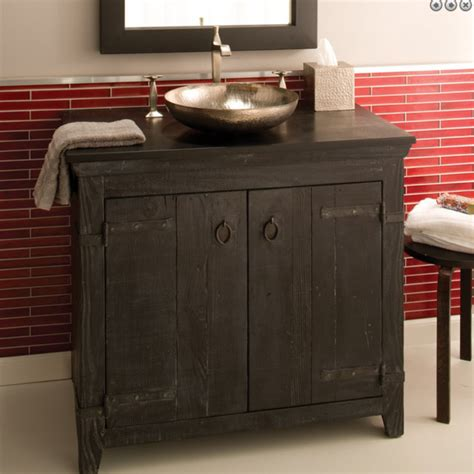 Native Trails 36 Quot Americana Anvil Old World Vanity Base In Trails Bathroom Vanities