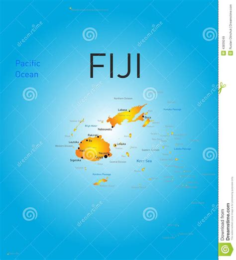 design graphics fiji fiji country stock vector image 43839249