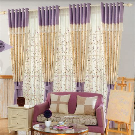 beautiful curtain beautiful floral curtains lace decoration girls curtain