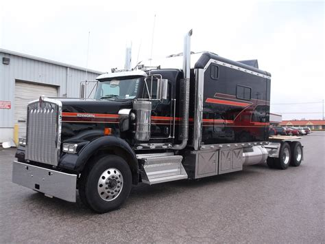 kenworth sleeper kenworth w900 sleeper bing images
