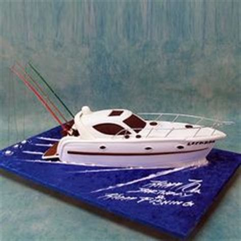 man in fishing boat cake topper 1000 ideas about boat cake on pinterest cakes fishing