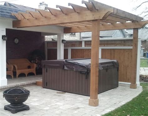 pergola with privacy pergola privacy fence outdoor goods