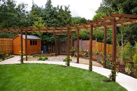 west facing garden design modern patio outdoor