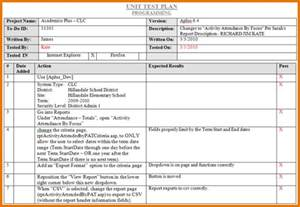 Software Test Plan Template by 13 Software Test Plan Template Plantemplate Info