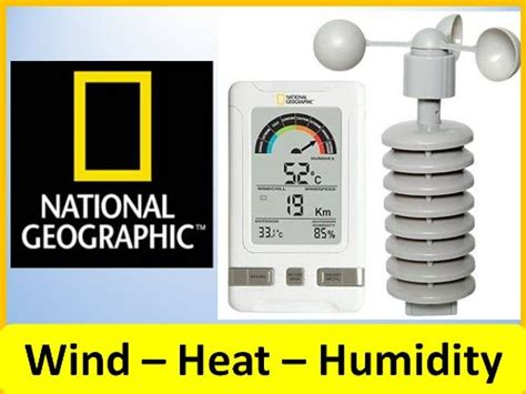 national geographic wireless weather station 300 ft heat