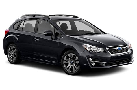 2017 Subaru Impreza Hatchback Black Colors 2018 2019