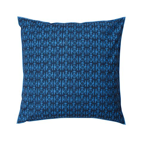 Blue Pillows Marimekko Kuukuna Blue Throw Pillow Marimekko Throw