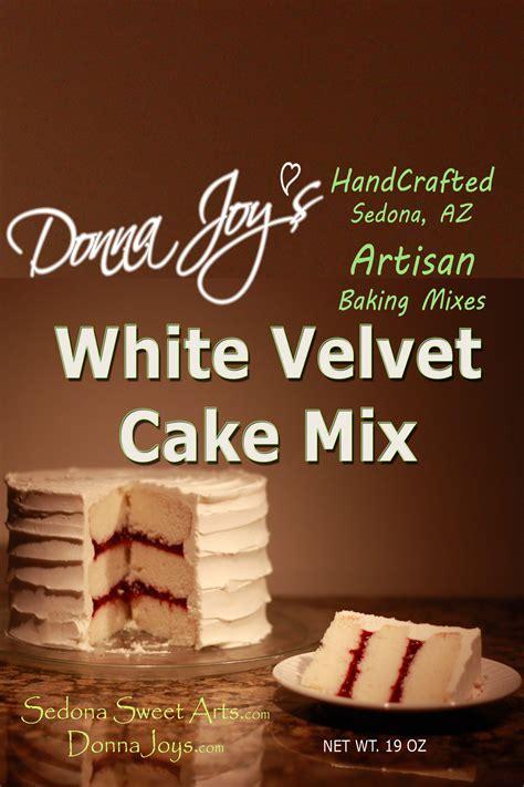 gluten free white cake mix gluten free white velvet cake mix donna s sedona