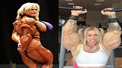 10 people with the most extreme body parts youtube top 10 most extreme female bodybuilders doovi