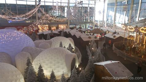 centre mk christmas display milton keynes kids