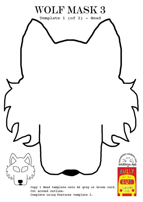big bad wolf template bully on the stuff 171 kathryn apel