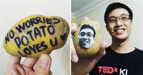 Gfs Alone forever alone malaysians can customise potato bfs or gfs