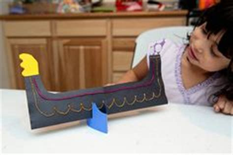 How To Make A Gondola Out Of Paper - 1000 images about for v arts crafts for children to