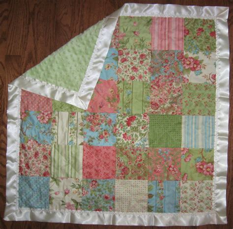 Custom Handmade Quilts - custom memory quilts baby items