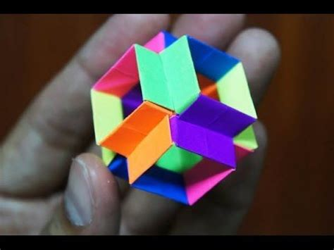 How To Make Modular Origami - 17 best ideas about modular origami on paper