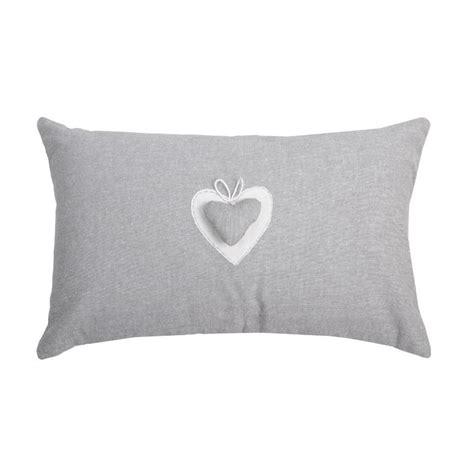 cuscini rettangolari cuscino rettangolare grazia grigio cuscino e fodera per