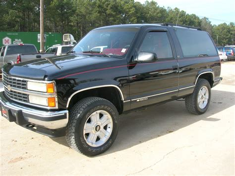 service manual automobile air conditioning service 1992 chevrolet blazer parking system sell