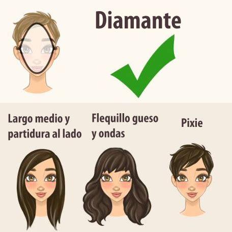 corte de cabello para todo tipo de cara de dama distintos cortes de pelo seg 250 n tu tipo de rostro