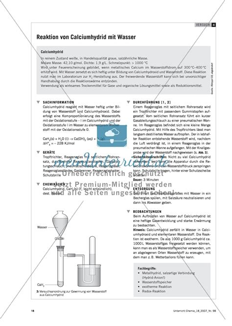 Herstellung Kalkwasser herstellung kalkwasser experimente f 252 r einen
