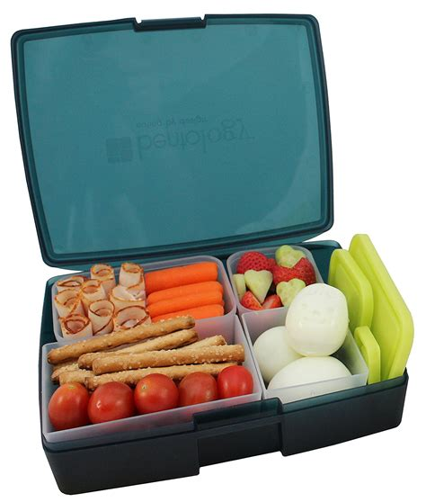 Top Seller Lunch Box Kotak Makan Bento Box Tempat Makan Sekat 4 bento box lunch box bento box delivery aneka ziploc bento box bento box lunch