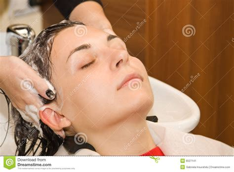 Time To Wash That Hair Madge by Hair Wash Stock Image Image Of Foam Wash